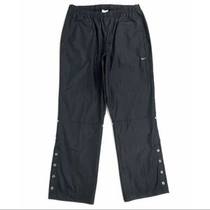 Nike Water Resistant Clima-Fit Snap Ankle Pants